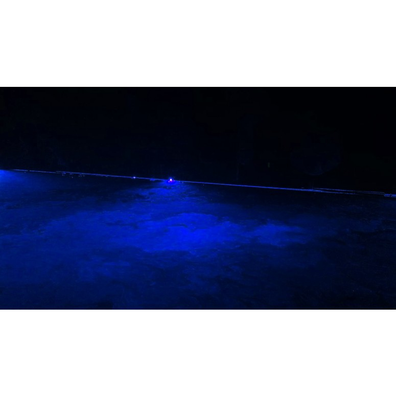 Laser Swamp® - Floor Effect Package - BLUE