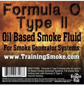 TrainingSmoke - Formula O Type 2 Oil Based Smoke Fluid